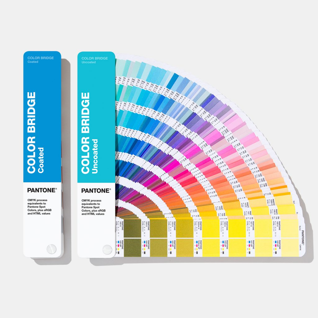 Pantone Color Books