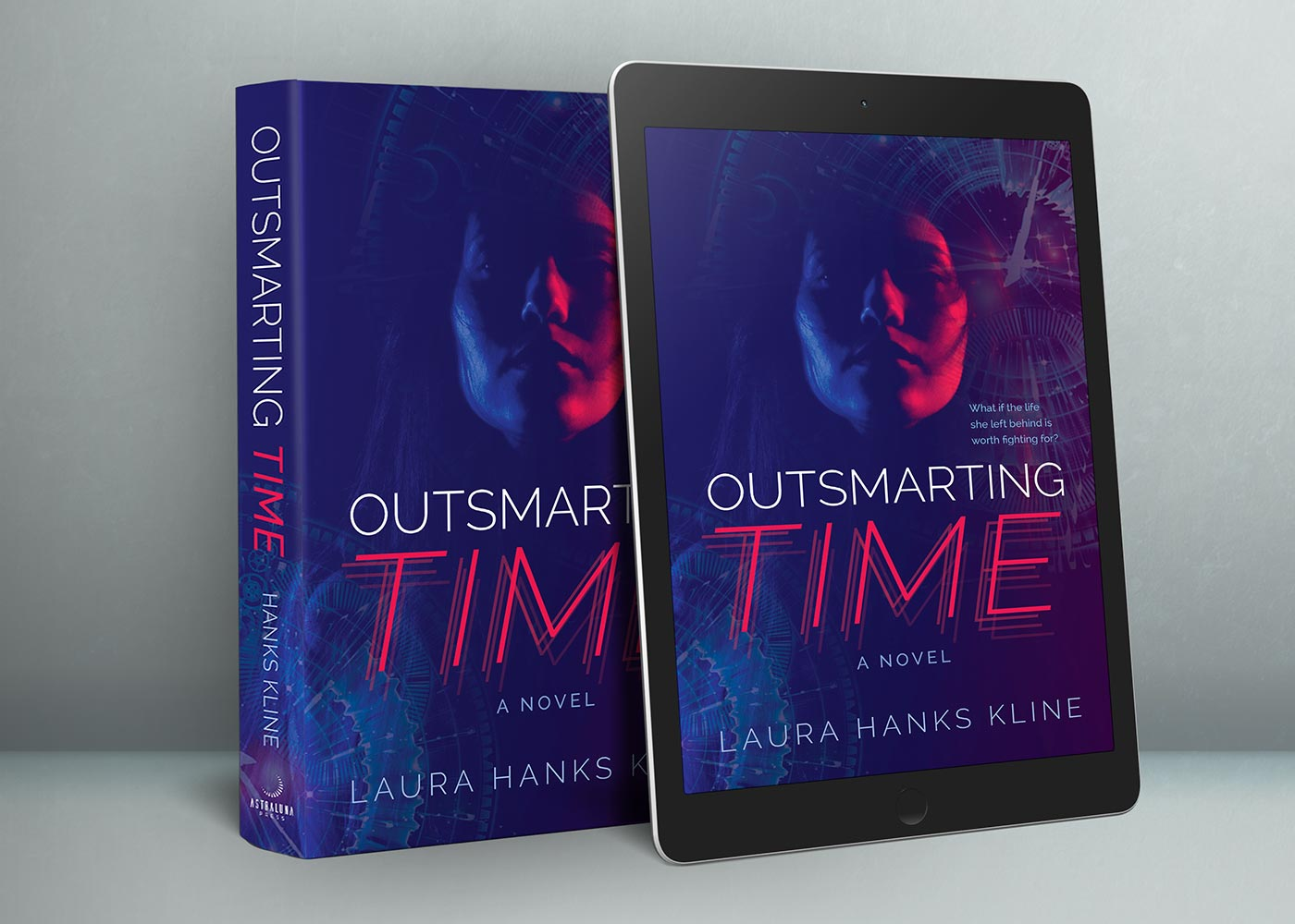 Outsmarting Time by Laura Hanks Kline